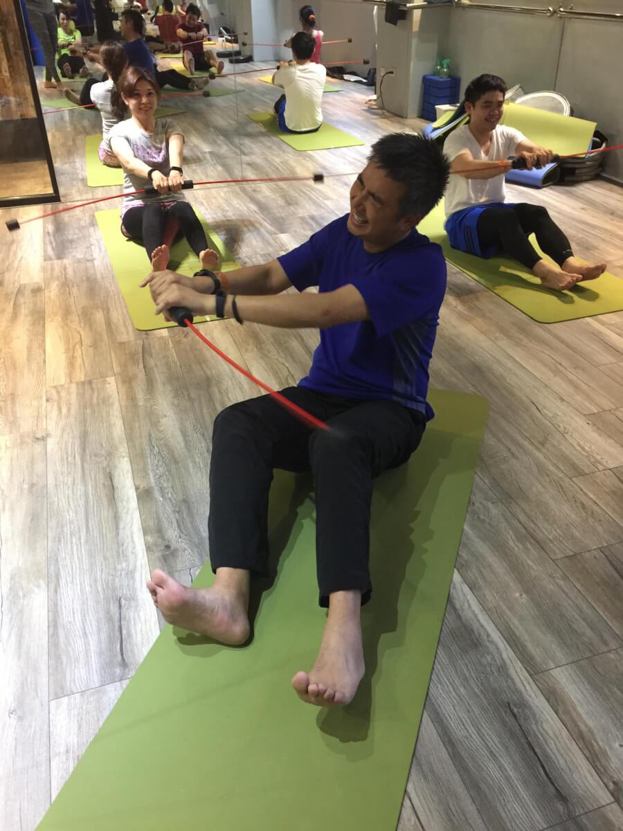彼拉提斯墊上課程介紹 Jenny S Pilates 珍妮彼拉提斯體適能學苑